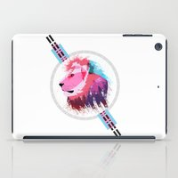 leon iPad Cases featuring Leon neon by Süyümbike Güvenç