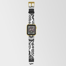 Confidence: Self-empowerment Mandala Apple Watch Band