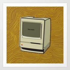 maco2 Art Print