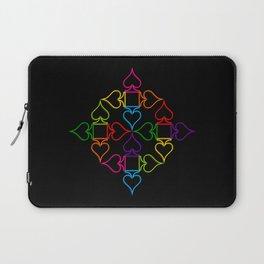 As (Black) Laptop Sleeve