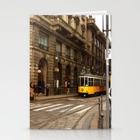 milan Stationery Cards featuring Milan by GialloPhoto
