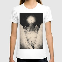 Hills and Valleys T-shirt
