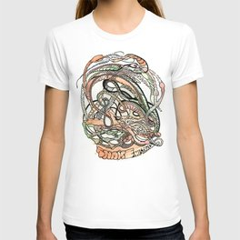 snake mistakes T-shirt
