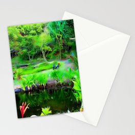 Kahana Bay H ... By LadyShalene Stationery Cards