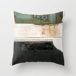 Memory Of Throw Pillow