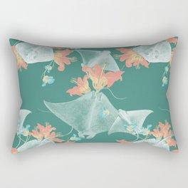 Lilies that sting Rectangular Pillow