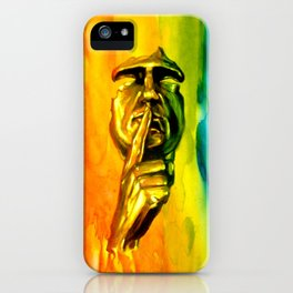 Listen To Colour iPhone Case