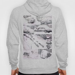 Winter dreams Hoody