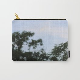 sky plants blur Carry-All Pouch