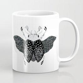 Beetle #1 B&W Coffee Mug
