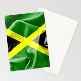 Jamaica Flag Stationery Cards