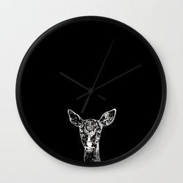 OhDeer Wall Clock