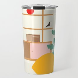 Inside mid century modern 321 Travel Mug