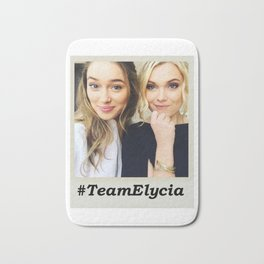 Team Elycia Bath Mat