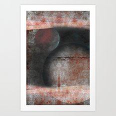 Orbservation 03 Art Print