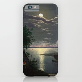 Dreams of Mid-summer Moonlight iPhone Case