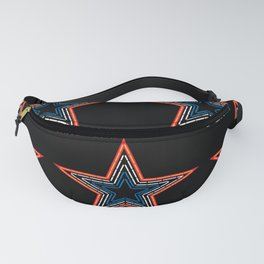 Roanoke Pride Mill Mountain Star Fanny Pack