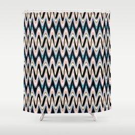 Mountanage Shower Curtain