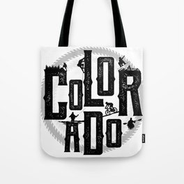 Colorado Playground Tote Bag