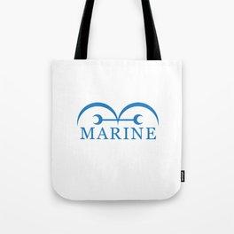 marine Tote Bag
