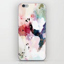 fuzzy feeling iPhone Skin