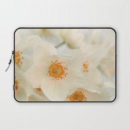 Pale Anemone #2 Laptop Sleeve