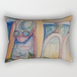 Cartoon 5 Rectangular Pillow