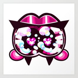 Big Ole Eyes Art Print