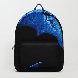 bat man logo Backpack