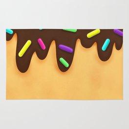 Chocolate Cakes Rug