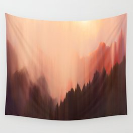 Afternoon Sun Wall Tapestry