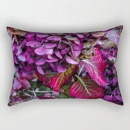 Holy Hydrangea VI Rectangular Pillow