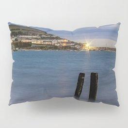 New Quay, Cardigan bay, Wales. Pillow Sham
