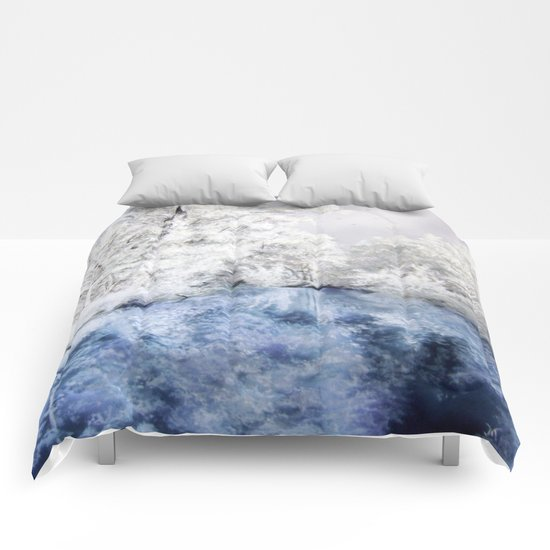 Frozen Beauty Comforters