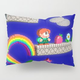 Inside Rainbow Islands Pillow Sham