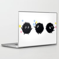 spirited away Laptop & iPad Skins featuring Spirited Away  by TokiBuni