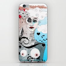 With Love iPhone & iPod Skin