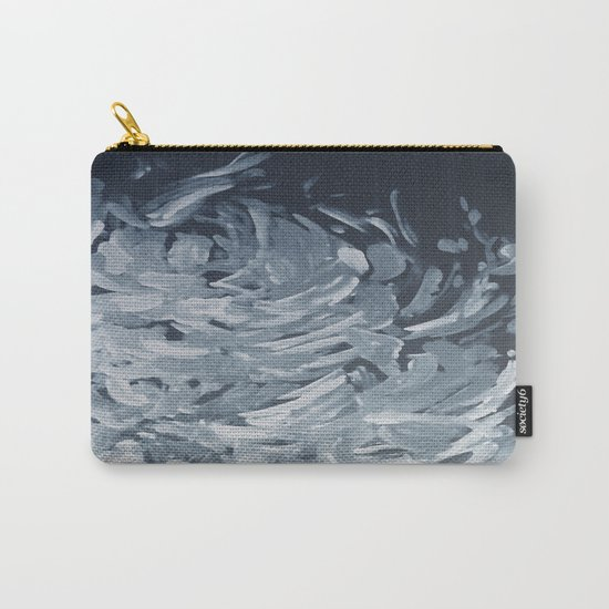 Abstract flowers 25 Carry-All Pouch