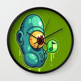 Whistling Cyclops Wall Clock