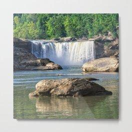 Cumberland Falls 31 Metal Print