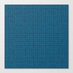 Blue Jean Joy Canvas Print