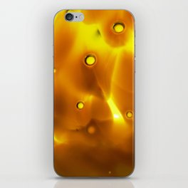Petals, Bubbles, & Sun iPhone Skin