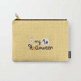 My First Halloween Pumpkin T-Shirt Dtx2t Carry-All Pouch