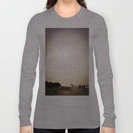 Stroll along the Beach Long Sleeve T-shirt