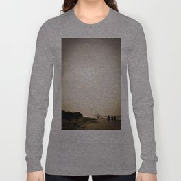 Stroll along the Beach Long Sleeve T-shirt