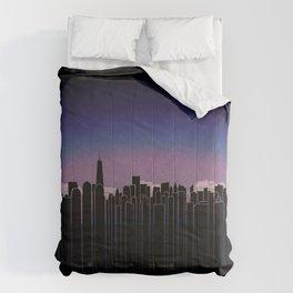 New York Dreaming Comforters