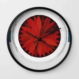 Unemployment - Dead Friends (Record Release Design#2) Wall Clock