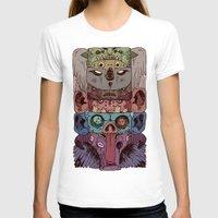 totem T-shirts featuring Totem by kitsunebis