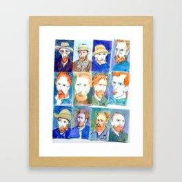 Van Gogh 1 Framed Art Print