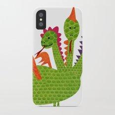dragon Slim Case iPhone X